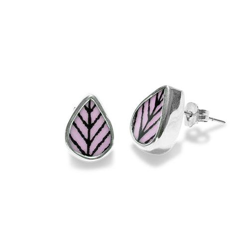 Arbour harbour pink earrings