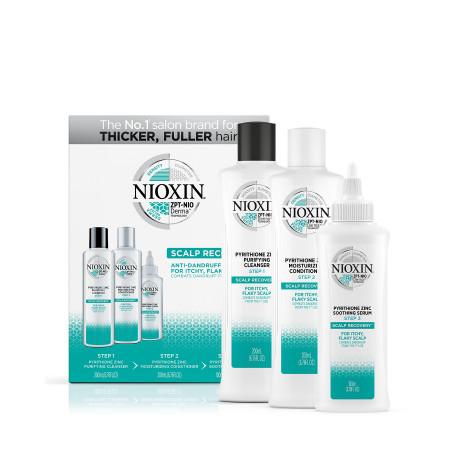 NIOXIN. Scalp Recovery Anti-Dandruff Kit 200+200+100 ml
