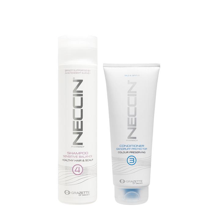 Neccin Duopack Sensitive Balance nr 4+3