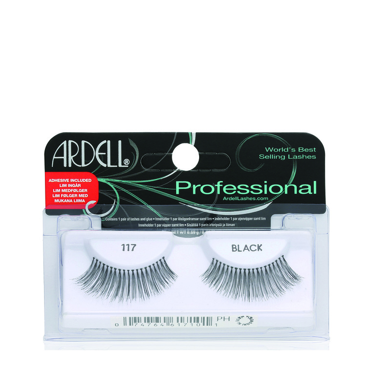 Ardell Lashes Natural 117 Black