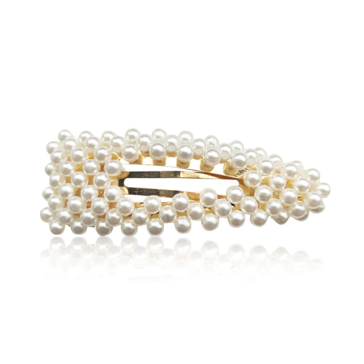 Pretty Bubba Glam - Hairclip With Pearls