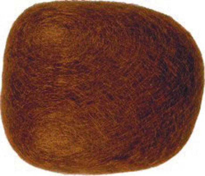 Hårutfyllnad 13x10cm Brun (121)