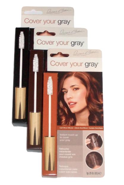 Hårmascara/Cover your gray Ljusbrun/Blond 7g