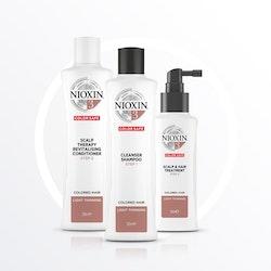 NIOXIN SYSTEM 3. Färgat hår & lätt håravfall. 350 ml