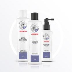 NIOXIN SYSTEM 5. Blekt hår & lätt håravfall. 350 ml