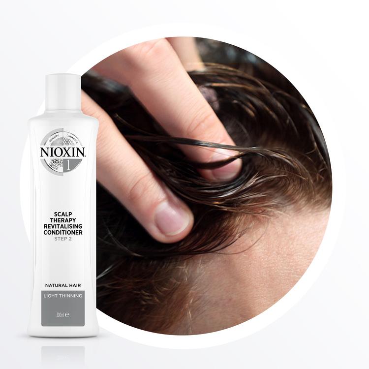 NIOXIN SYSTEM 1. Naturligt hår & lätt håravfall. 700 ml