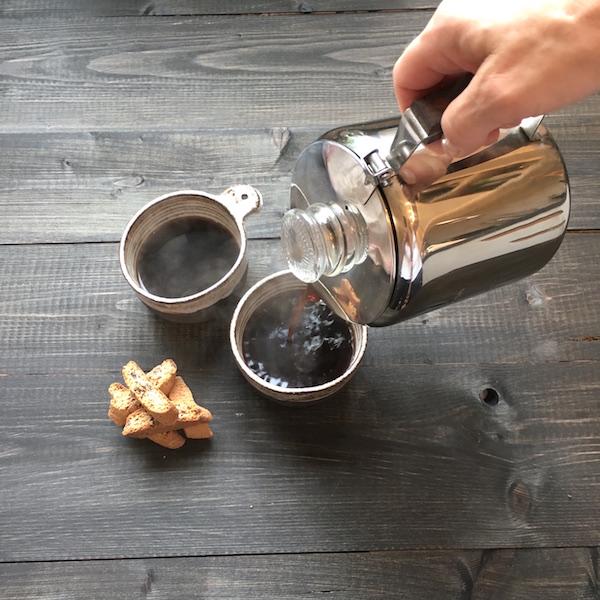 Tops Kaffeperkulator M (6-9 dl)