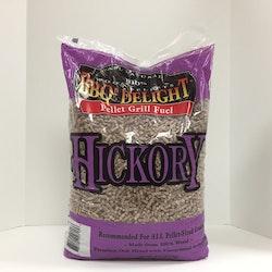 BBQr's Delight Hickory Pellets Big Bag 9 kg