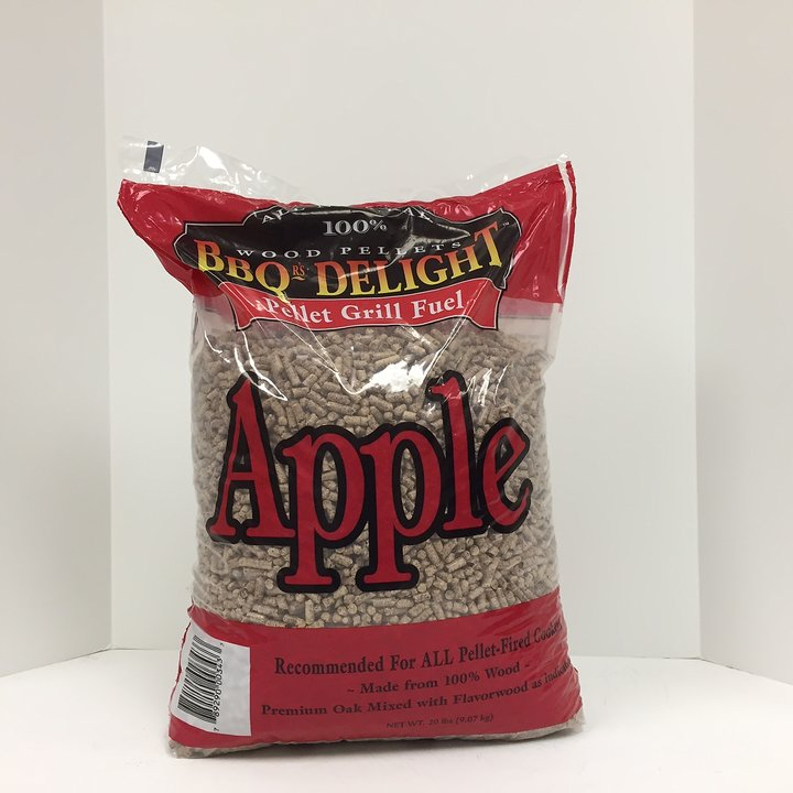 BBQr's Delight Apple Pellets Big Bag 9 Kg