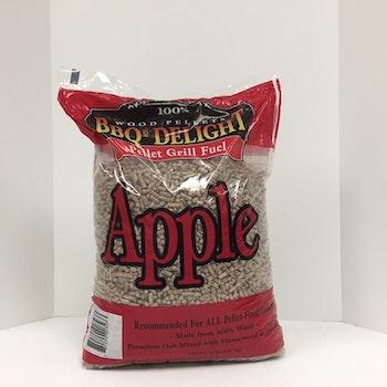 BBQr's Delight Apple Pellets Big Bag 9 Kg