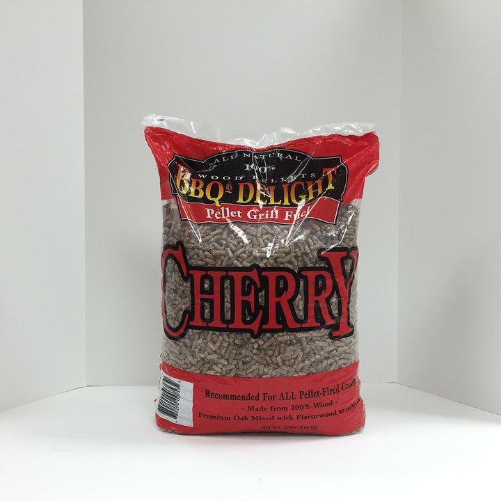 BBQr's Delight Cherry Pellets Big Bag 9Kg