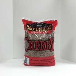BBQr's Delight Cherry Pellets Big Bag 9Kg