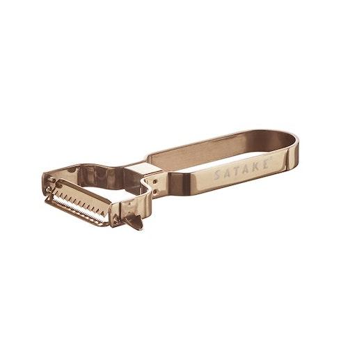Grovstrimlare, Bronze