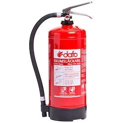 Brandsläckare skum 6 liter högeffektskum