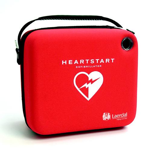 Bärväska till hjärtstartare HS1