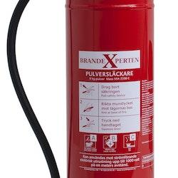 Brandsläckare Brandexperten pulver 9 kg