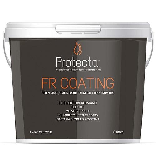 Täckfärg FR 8 liter
