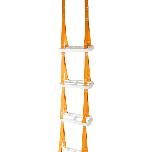 Räddningsstege Jimmy Fasad, längd 4m-10,2m