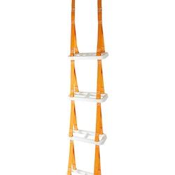 Räddningsstege Jimmy Fasad, längd 9,1 m