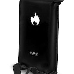 Brandfilt, 120x180 cm, svart