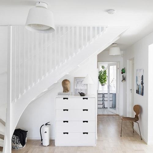 Design by Housegard 6 kg pulversläckare, vit
