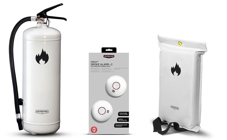 Startpaket design stor, vit