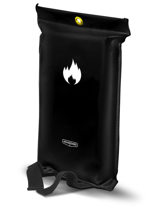 Startpaket design stor, svart