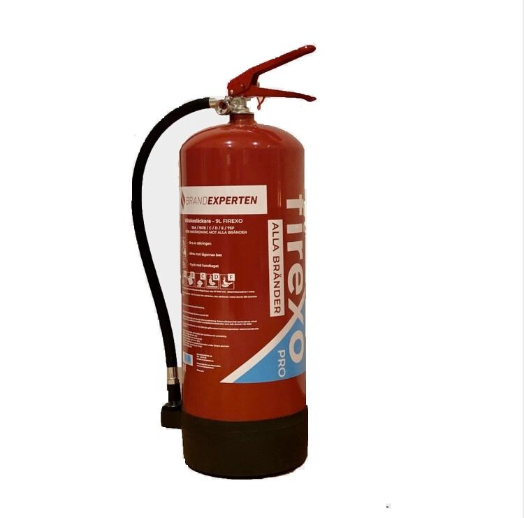 Firexo 9L Pro Brandsläckare