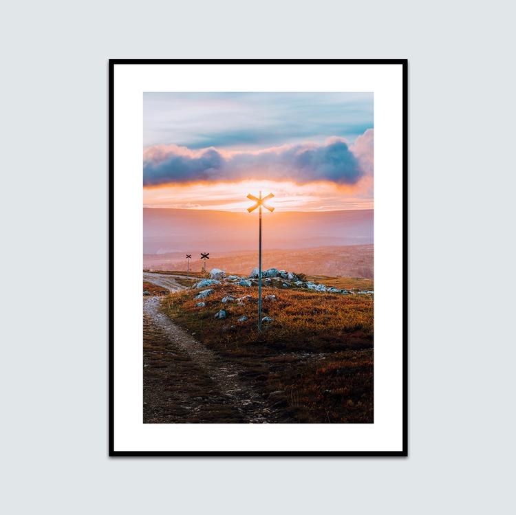 Soluppgång ledkryss