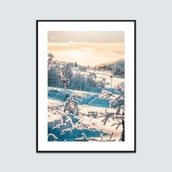 Vinter på Nipfjället