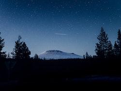 Stjärnfall Städjan