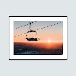 Soluppgång lift