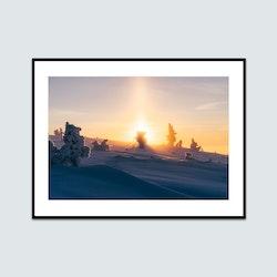Strålande soluppgång