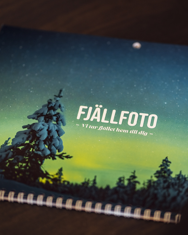 Fjällfoto Almanacka 2021