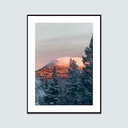 Soluppgång Nipfjället