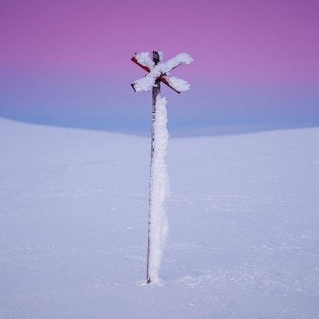 Ledkryss polarljus 2