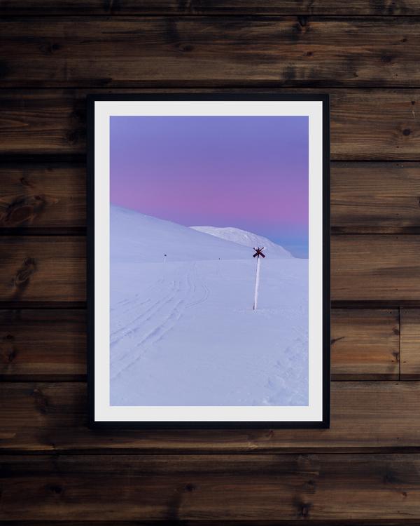 Ledkryss polarljus 3