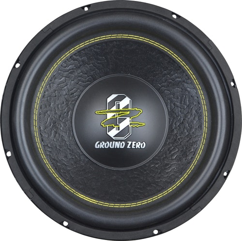 GROUND ZERO GZIW 12SPL-EXT