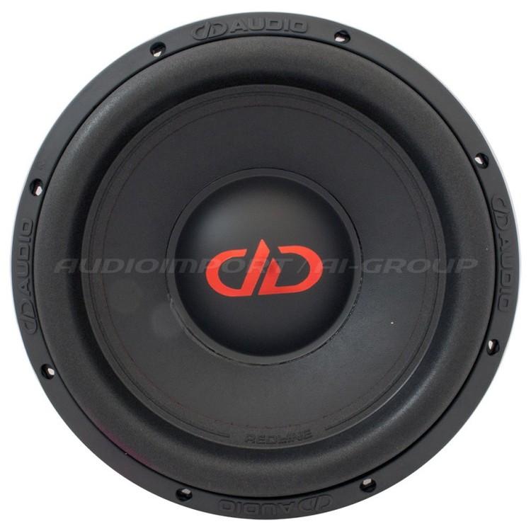DD AUDIO DDRL612D