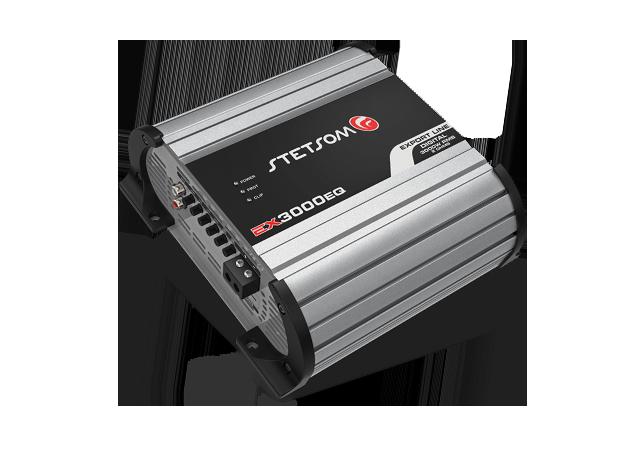 STETSOM EX3000EQ 3000W MONOBLOCK