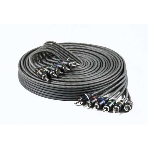 4CONNECT STAGE 1 RCA-KABEL 5,5M 6KANAL