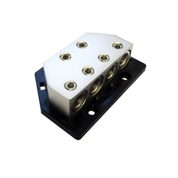 4CONNECT DISTRIBUTIONSBLOCK 6X20/50MM2
