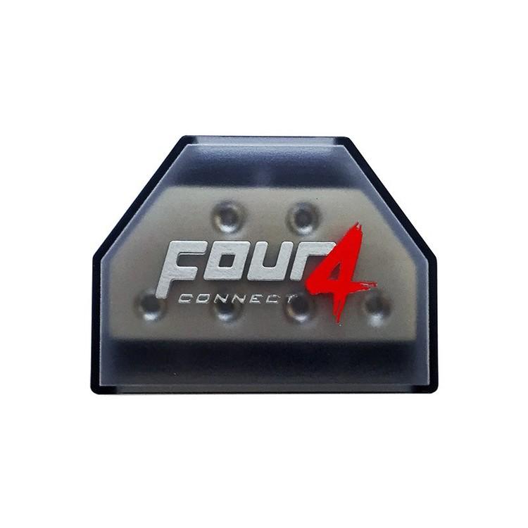 4CONNECT DISTRIBUTIONSBLOCK 6X20/50MM2