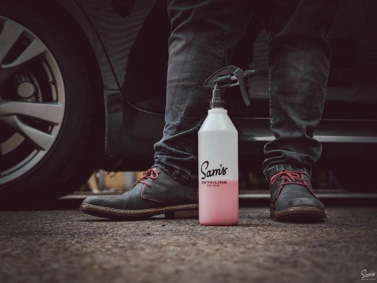 Sam´s detailing - Expert mixer bottle