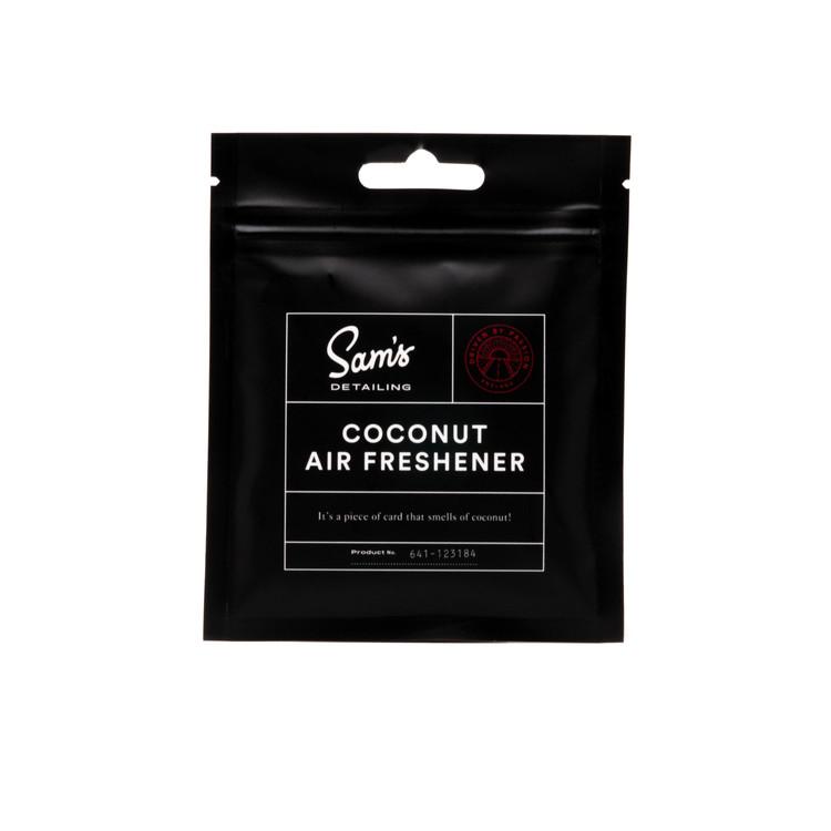 Sam´s detailing - coconut air freshener