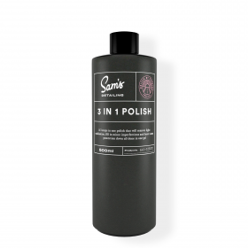 Sam´s detailing - 3 in 1 polish 500ml