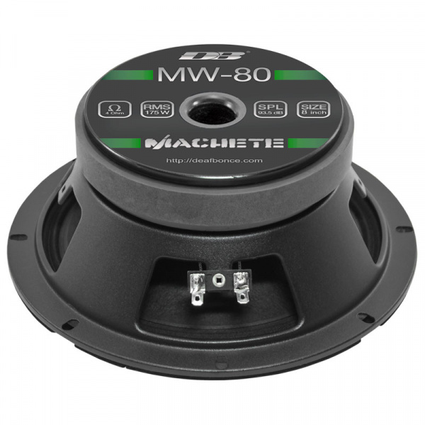 DEAF BOUNCE MACHETE MW-80