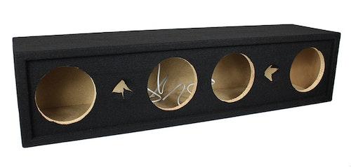 """Låda för LoudAsHell 4x6,5""""kit"""