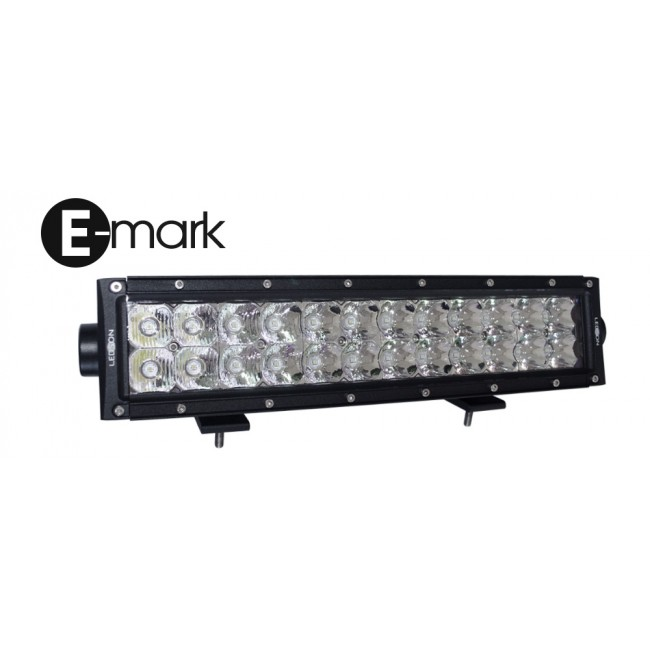 "LED RAMP MED 13,5"" 72W DRIVING BEAM"