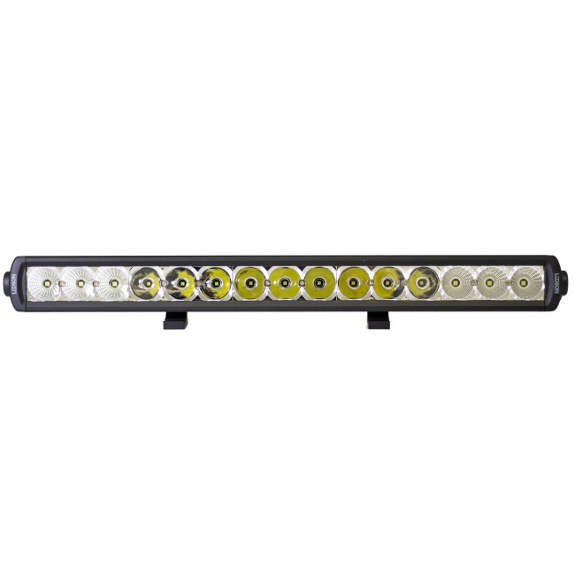 "SLIM DW LED RAMP 20,5"" 57W COMBO BEAM (DUAL W)"